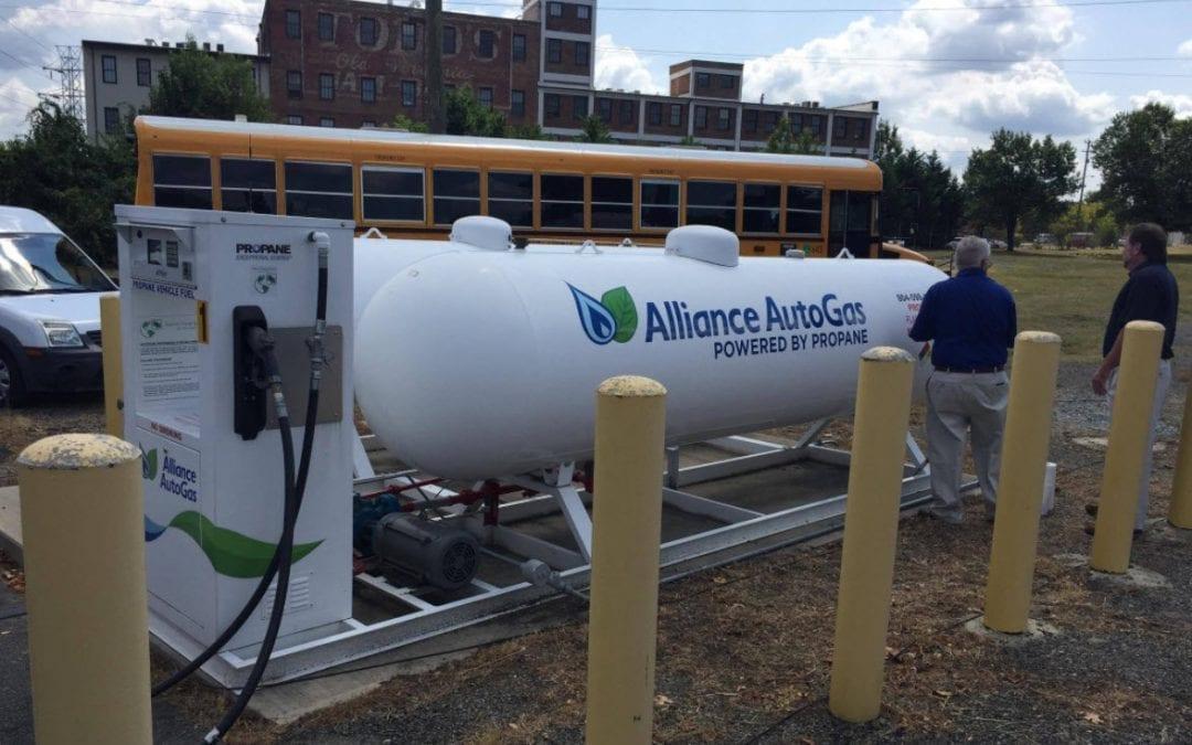 NGT News: Virginia Surpasses Governor's Alt-Fuel Vehicle Goal