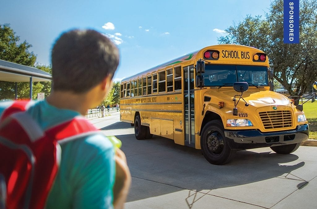 School Bus Fleet: PERC Points to Growth in Propane School Buses