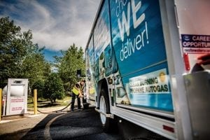 NGT News: Nestle Waters Adds 400 Propane-Powered Trucks | Superior