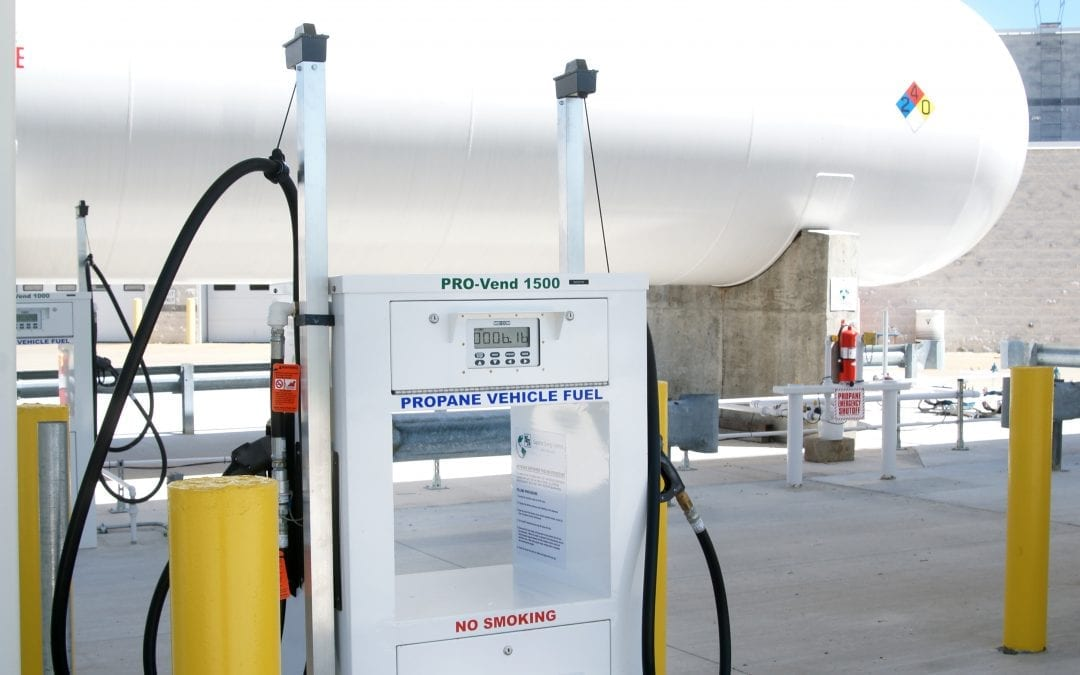 PERC Update: Cooperative Incentivizes Marketers to Add Propane Vehicles