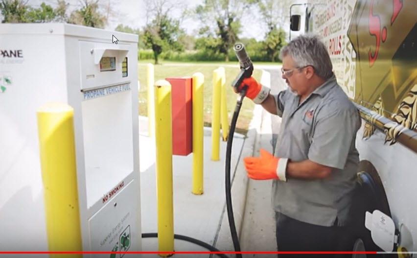 HDT Truckinginfo: Propane's Benefits Go Beyond Going Green