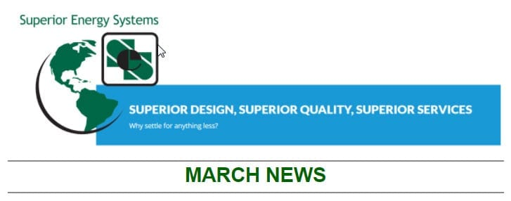 SES March Newsletter