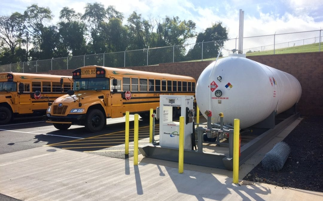 PROPANE AUTOGAS FEDERAL TAX CREDITS APPROVED FOR 2017 FUEL, INFRASTRUCTURE PURCHASES