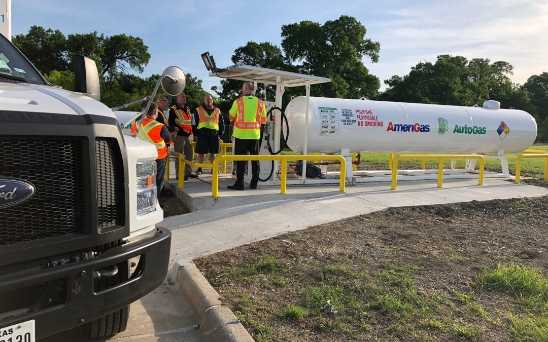 LPGas: What retailers and end users should know about propane autogas