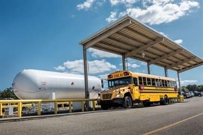 2,430 New Propane Autogas School Bus Registrations in 2017 Push National Total in Operation to Nearly 15,000