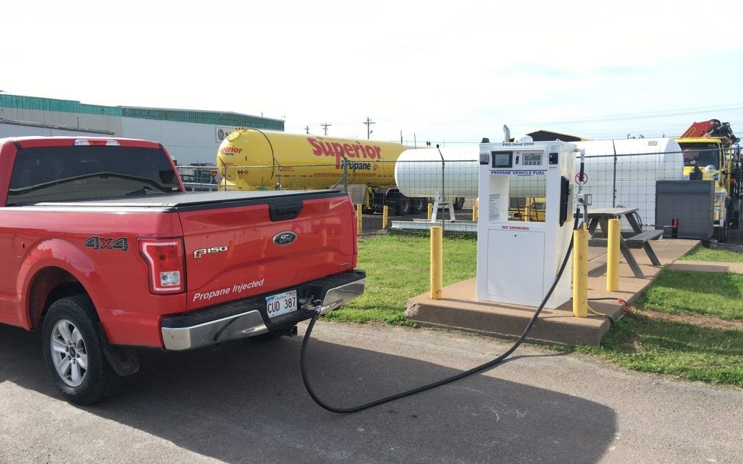 BPN: AUTOGAS EXPERTS SHARE HOW TO HELP FLEETS TRANSITION TO PROPANE