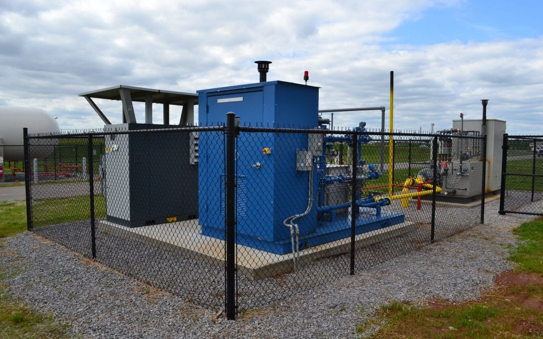 Success with Natural Gas Curtailment