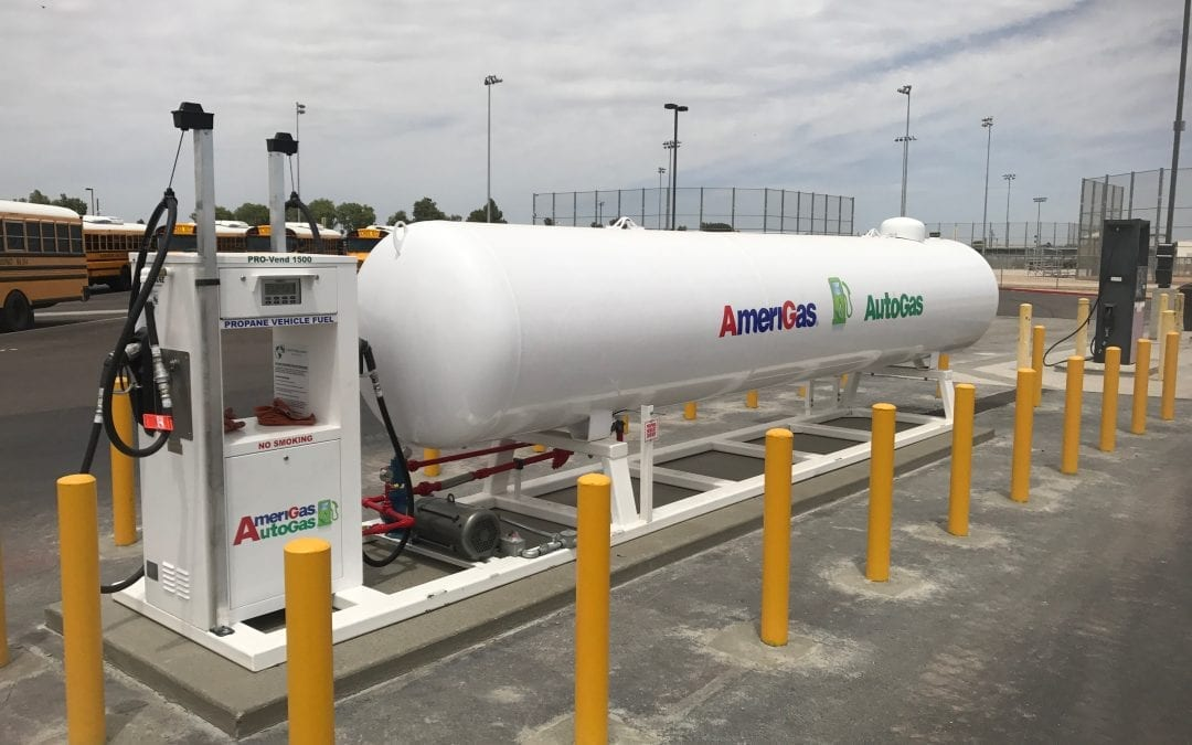 Utility Products: Fluids, Maintenance, and Refueling; 3 Reasons to Switch Your Fleet to Propane Autogas