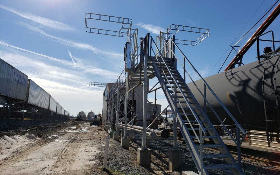 Superior Energy Systems Completes Propane Terminal for Tri Gas & Oil in Baltimore