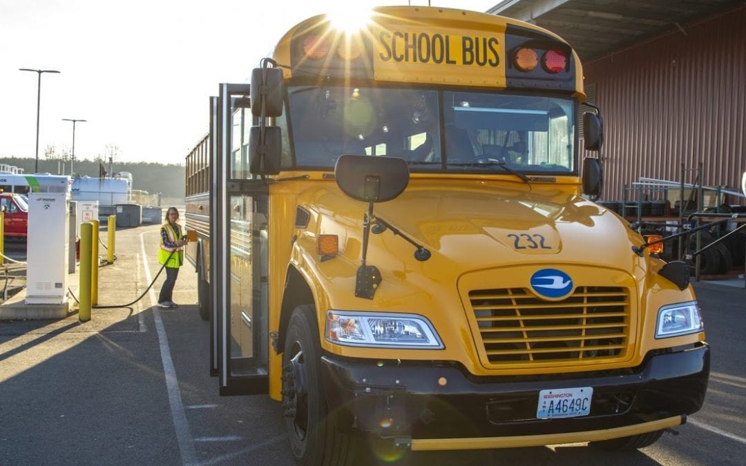NGT News: Washington School District Lauds Success of Growing Propane Autogas Fleet