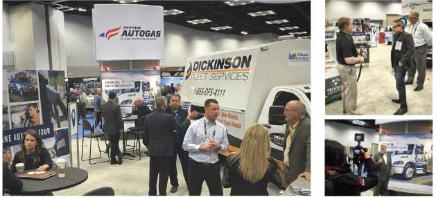 BPN: WORK TRUCK SHOW 2019: PROPANE AUTOGAS STAKEHOLDERS MAKE THEIR CASE