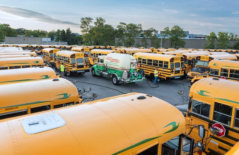 NGT News: Fuel Fact Check: Propane Autogas School Buses Are Safe