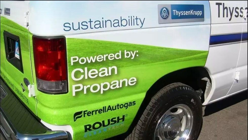 ACTNews: Propane Autogas: Evolution Toward Zero Emissions