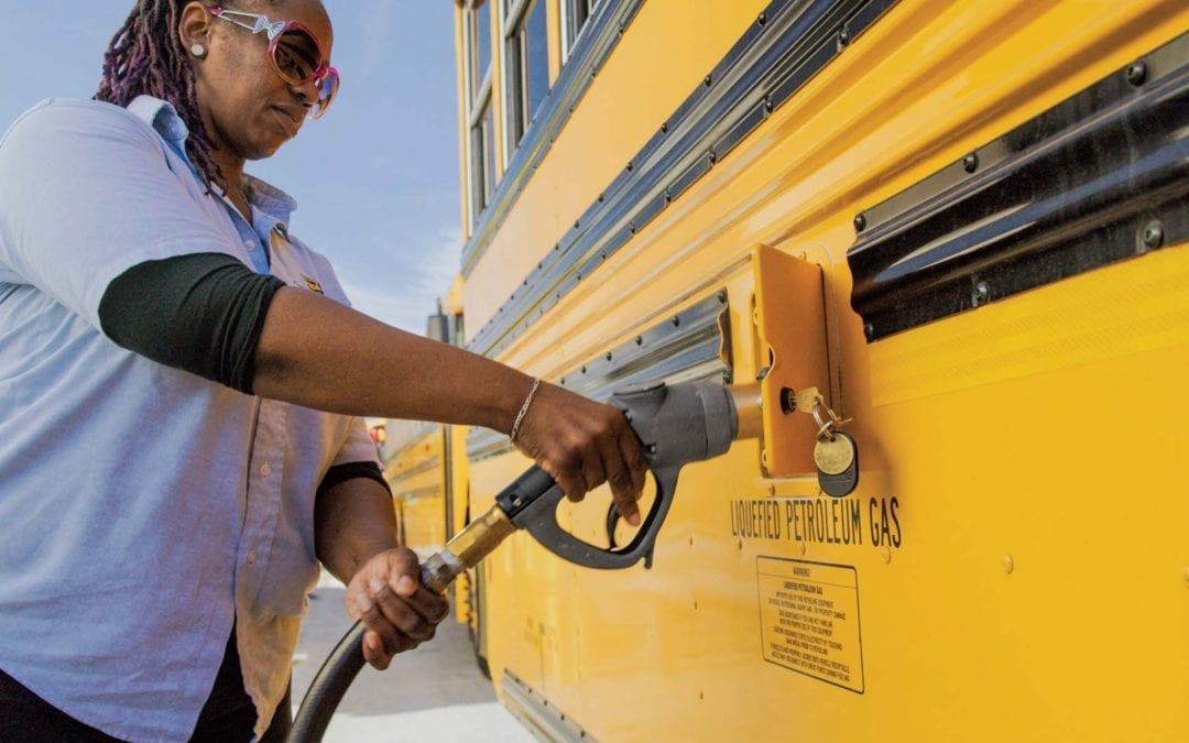 STN: Propane Autogas Helping Ease Back-to-School Challenges This Fall