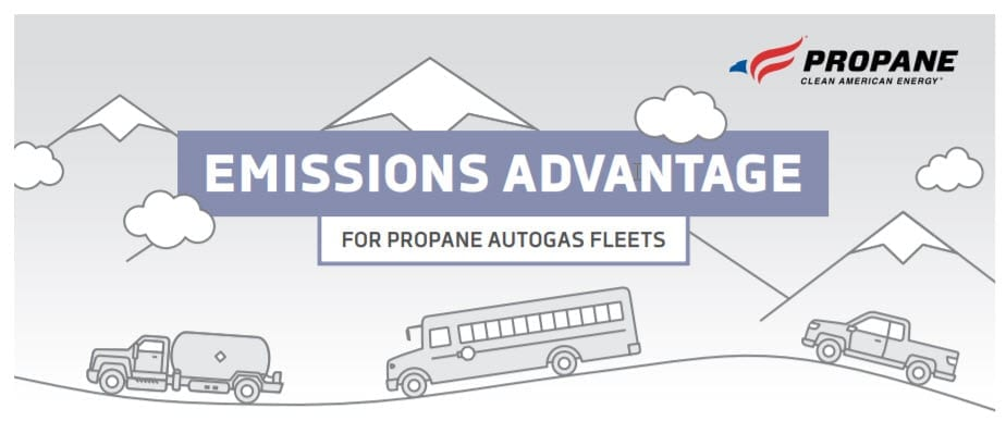PERC: New Data Shows Significant Reduction in Emissions by Propane Fleets