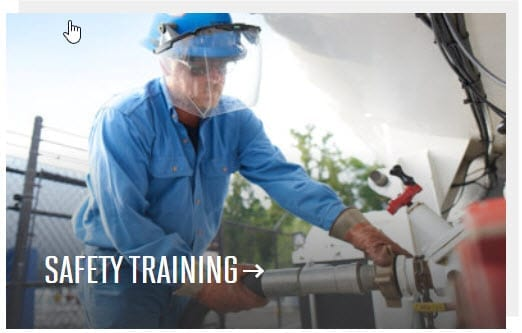 PERC: Safety Training Programs Added to The Learning Center