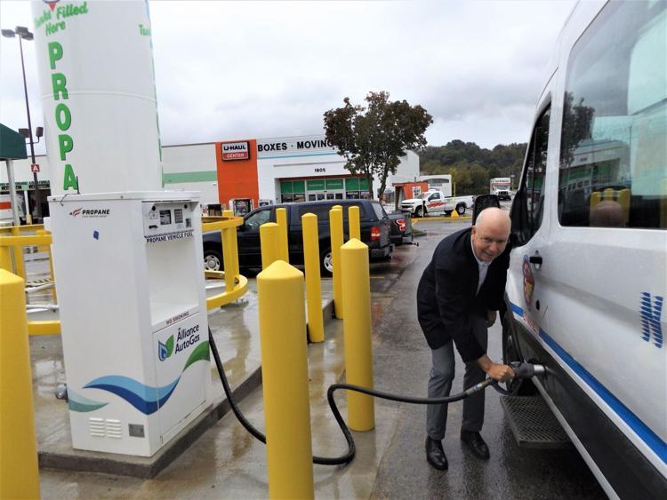 TimesNews: Net Trans gets third propane refueling station