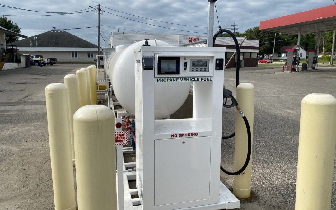 Superior Energy Systems Receives National Type Evaluation Program Retail Certification for Propane Autogas Dispensers