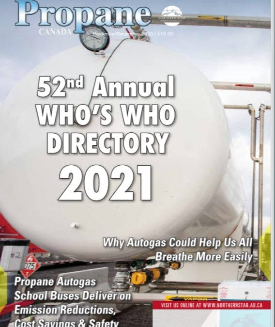 Propane Canada: Superior Energy Systems Forecasts Steady Growth for North American Autogas Fleet