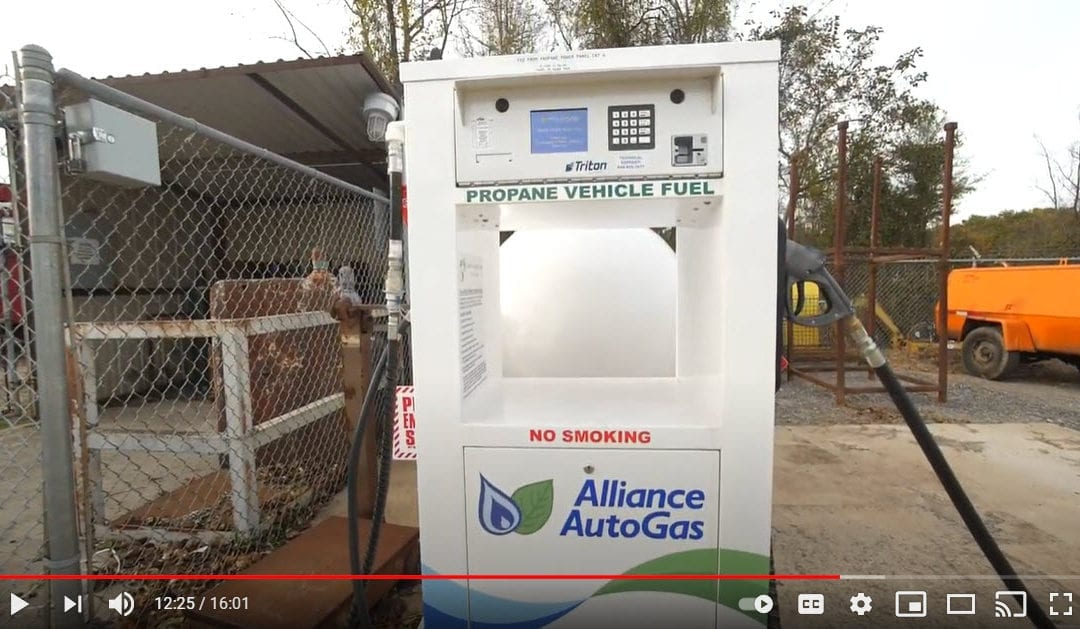 TAKE A VIRTUAL TOUR OF AAG PARTNER, MB HAYNES' ALTERNATIVE FUEL FACILITY